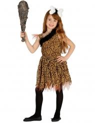 Forhistorisk kostume pige