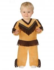 Indianer kostume - baby