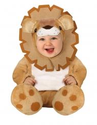 Løve kostume manke - baby