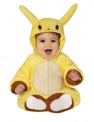 Gul elektrisk dyr - baby