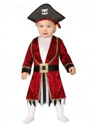 Pirat kostume kjole - baby