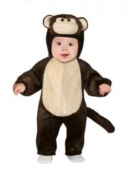 Lille abe kostume - baby