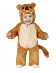 Løve plys kostume - barn