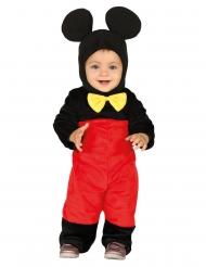 Lille muse kostume heldragt - baby
