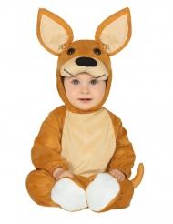 Kænguru kostume baby