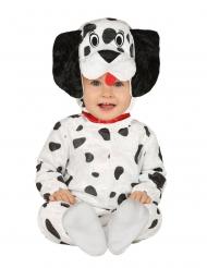 Dalmatiner kostume - baby
