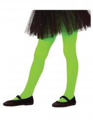 Grønne strømpebukser opaque - pige