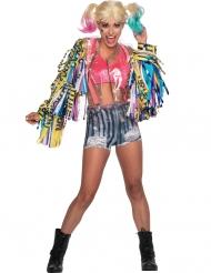 Harley Quinn Birds of Prey™ kostume - kvinde