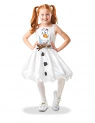 Luksus Olaf kostume Frost 2™ - pige