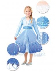 Luksus Elsa Frost 2™ kostume - pige