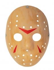 Jason™ maske i plastik - voksen