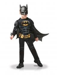 Luksus Batman™ kostume med maske - dreng