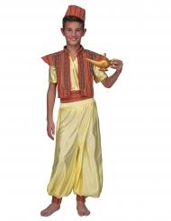 Oriental prins kostume - dreng