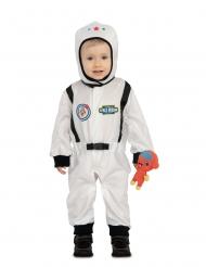 Astronaut kostume med lille alien - baby