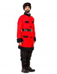 Russisk soldat kostume - mand
