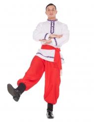 Traditionel russisk danser - mand
