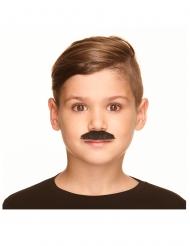 Sort skæg - barn