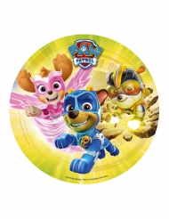 Spiselig kagedekoration disk Paw Patrol™ 20 cm