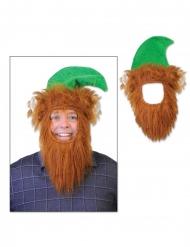 Alf hat med skæg - voksen