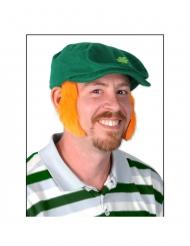 Irske bakkenbarten orange - voksen