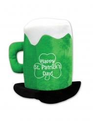 Grønt ølkrus hat - voksen
