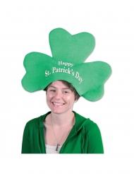 Trekløver hat St. Patricks Day - voksen