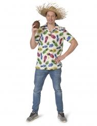 Ananas skjorte - mand