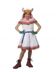 Peruviansk kostume - barn