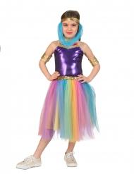 Ørken prinsesse kostume - pige