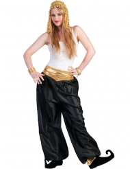 Sort danserinde bukser