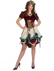 Steampunk udforsker kostume - kvinde