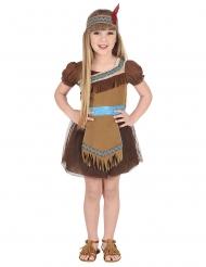 Elegant indianer kostume - pige