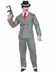 New York Gangster kostume - mand
