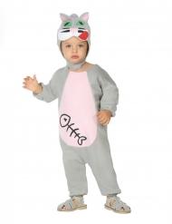 Kattekilling kostume baby