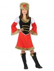 Russisk militær kostume - pige