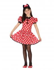 Frøken mus med prikker - pige