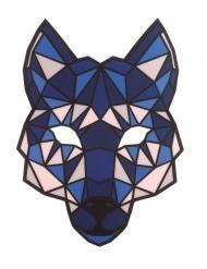 Ulve maske reaktiv LED - voksen