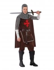 Korsridder kostume - teenager