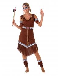 Indianer kostume til teenager!