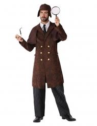 Engelsk detektiv kostume - mand