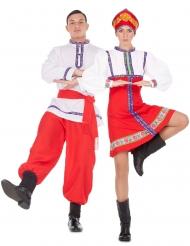 Par kostume traidtionel russer