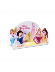 Kagedekoration pop-up Disney princesses™ 15 x 8,5 cm