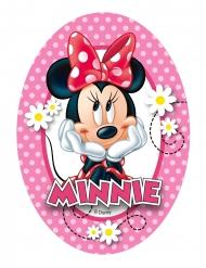 4 Spiselige dekorationer Minnie™ 9,5 x 13 cm