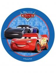 Spiselige kagedekoration Cars™ McQueen & Storm 14,5 cm