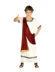Romersk kejser kostume - dreng