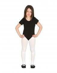 Body med korte ærmer sort- barn