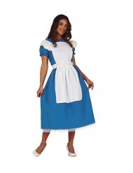 Eventyrlig prinsesse kostume - kvinde