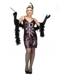 Charleston stjerne kostume - kvinde