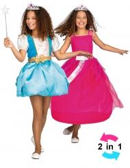 to-i-én kjole til pige