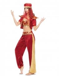 Orientalsk sexet danserinde kostume - kvinde